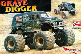 grave digger monster truck merchandise monster truck madness 13 grandma knows best big squid rc rc