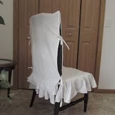 chair cover for sale sale white ruffle chair cover seat from modaragehome on etsy