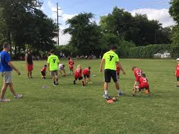Youth Flag Football Practice Have A Practice Plan Coach Firstdown Playbook