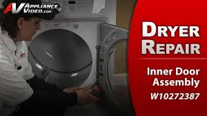 Clothes Dryer Not Heating Properly Maytag Med4200bw0 Maxima X Steam Dryer Appliance Video