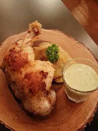 base cuisine chicken thigh ร าน caveman base wongnai