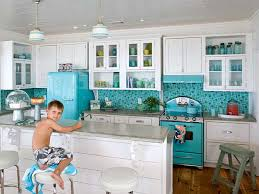 turquoise kitchen ideas retro style kitchen designs idesignarch interior design