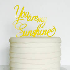 You Are My Sunshine Decorations You Are My Sunshine Baby Shower Decorations And Party Favors