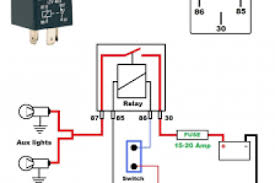 dual horn relay diagram wiring diagram simonand