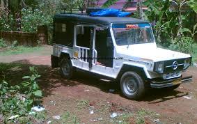 jeep kerala bajaj tempo trax challenger 1st gen indian classics