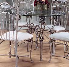 Rod Iron Dining Room Set Dining Table Stunning Gallery Of Wrought Iron Dining Tables With