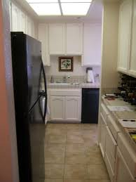kitchen entrancing colored kitchen cabinets with black