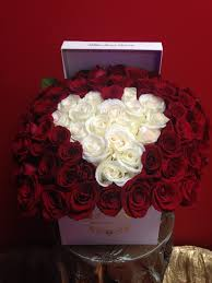 roses flowers you re in my heart in ca million roses flowers inc