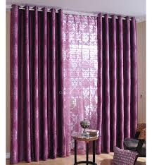 decorating appealing purple valance with bali shades for exciting