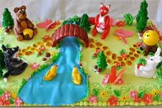 birthday cakes page 2