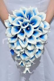blue wedding bouquets best 25 blue bridal bouquets ideas on wedding bridal