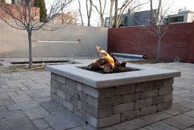 square fire pits designs modern natural gas fire pit design ideas home furniture