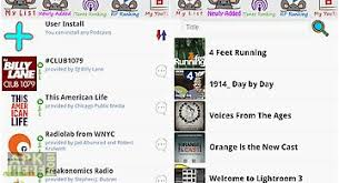 podcast android car cast podcast player for android free at apk here