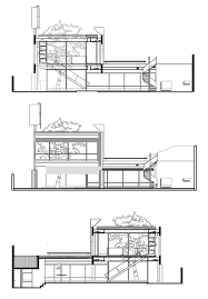 section a house plan sloping pla luxihome