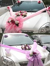 How To Decorate A Wedding Car With Flowers 22 Best Wedding Car Flowers Images On Pinterest Cars Wedding