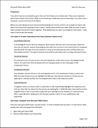 cover letter resume templates open office basic resume template