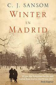winter in madrid by c j sansom