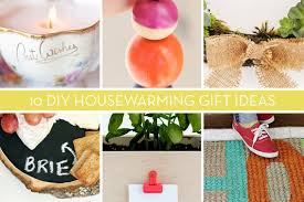 What Is A Good Housewarming Gift Roundup 10 Easy Diy House Warming Gifts Curbly