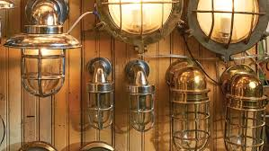 Ship Light Fixture Tips For Restoring Gas Lighting Restoration Design For The