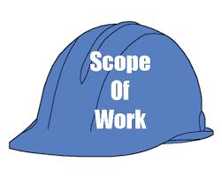 statement of work format