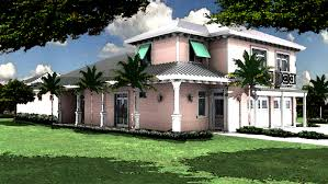 Florida House by Residential House Plans Portfolio Lotus Architecture Naples