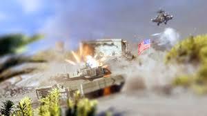 Battlefield Bad Company 2 Battlefield Bad Company 2 Spektakuläre Tilt Shift Effekt Aufnahmen