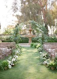 Wedding Arch Greenery 30 Stunning Ways To Infuse Your Wedding With Greenery Chic