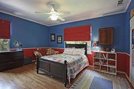 Ceiling Fan Kids Room by Modern Kids Bedroom With Ceiling Fan U0026 Chair Rail In Dallas Tx