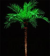 outdoor artificial palm trees pre lit artificial lighted palm