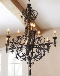 Black Iron Chandeliers Stunning Ideas For Black Iron Chandelier Design Best Ideas About