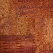 Home Dynamix Vinyl Floor Tiles by Trafficmaster Deluxe Red Wood 12 In X 12 In Solid Vinyl Tile 30