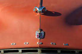1952 dodge ram ornament 3 photograph by reger