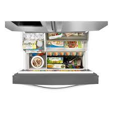 Whirlpool Inch French Door Refrigerator - wrf993fifm whirlpool 36