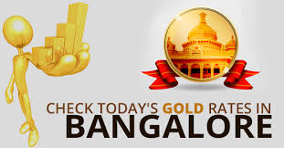 todays gold rate in bangalore 22 24 carat gold price on 17th