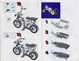 lego technic motocross bike lego dirt bike cafe racer instructions 8810 technic