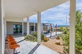 Mid Century Homes High Desert Mid Century Oasis