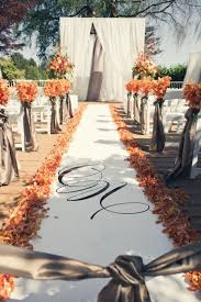 wedding ceremony decoration ideas 25 best outdoor wedding aisles ideas on outdoor