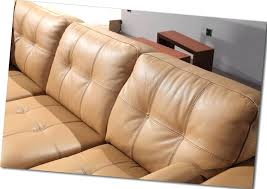 Camel Color Leather Sofa Sectional Camel Colored Leather Sectional Havertys Sectional