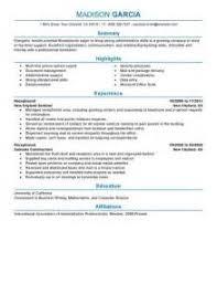 chief of staff resume templates standard curriculum vitae format