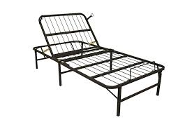 Twin Bed Frames Overstock Amazon Com Pragmabed Simple Adjust Head Only Adjustable