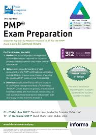 pmp exam preparation informa middle east pmp exam