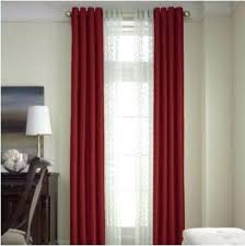 Blackout Curtains For Bedroom Curtains For Bedroom Royal Velvet Plaza Grommet Top Lined