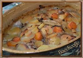 recette cuisine baeckoff baeckeoffe la cuisine de lilly