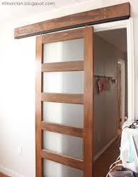 Do It Yourself Closet Doors Creative Diy Sliding Doors Tutorials Diy Sliding Door Sliding