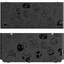 nintendo 3ds xl black friday sales new nintendo 3ds super mario black edition walmart com