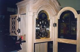 Free Wooden Clock Movement Plans by Diy Oak Grandfather Clock Create A Family Heirloom Youtube
