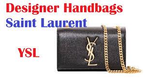 handbags for women and girls ysl saint laurent bag in amazon