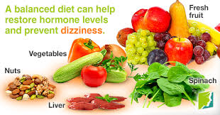 can certain foods prevent dizziness