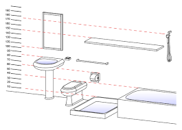 Standard Height Of Vanity Fancy Plush Design Standard Height Of A Bathroom Sink What Is The