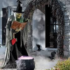 28 upscale outdoor halloween decorations 31 creepy and cool